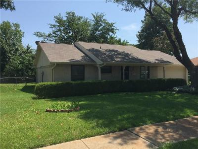 Garland Residential Lease For Lease: 610 Brookview Drive