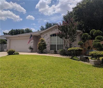 Fort Worth Single Family Home For Sale: 540 Blue Haze Drive