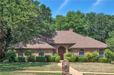 Azle Single Family Home For Sale: 1404 Spars Court