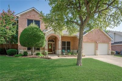 Flower Mound Single Family Home For Sale: 1320 Cherry Brook Way