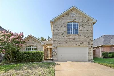 Fort Worth Single Family Home For Sale: 5446 Bandelier Trail