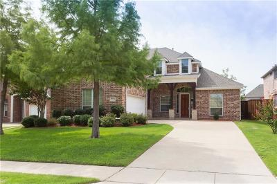 Frisco Single Family Home For Sale: 15725 Crown Cove Lane