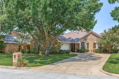 Grapevine Single Family Home For Sale: 3314 Sprindeltree Drive