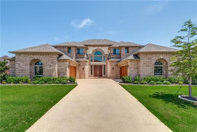 Colleyville Single Family Home For Sale: 6805 Schubert