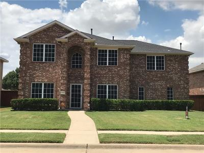 Allen Single Family Home For Sale