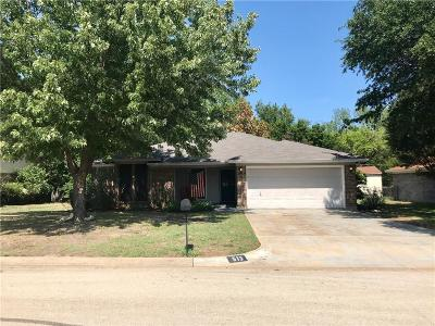 Crowley Single Family Home For Sale: 513 Owens Drive