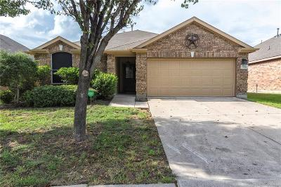 Forney TX Single Family Home For Sale: $222,500