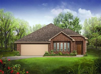 Fort Worth Single Family Home For Sale: 812 Woodson Way
