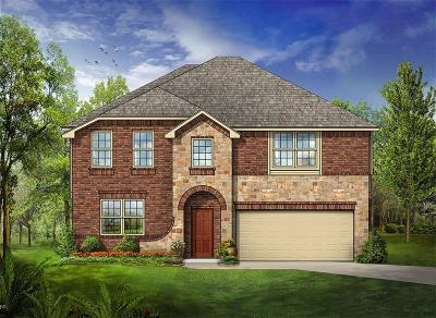 Fort Worth Single Family Home For Sale: 812 Oriel Circle