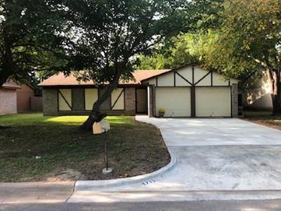 Haltom City Single Family Home For Sale: 5713 Marlene Drive