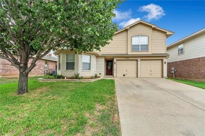 Fort Worth TX Single Family Home For Sale: $249,888
