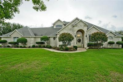 Haslet Single Family Home For Sale: 2100 Bear Springs Drive