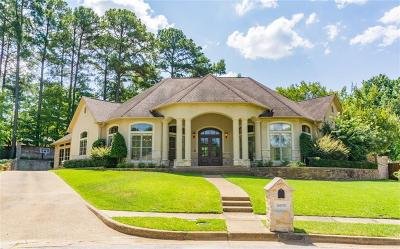 Tyler Single Family Home For Sale: 5610 Pine Bend Circle