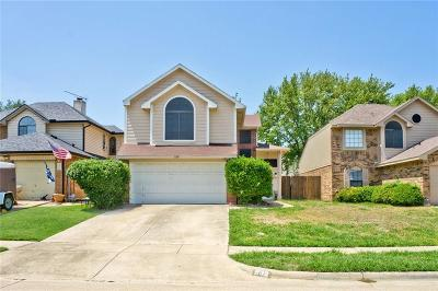 Lewisville TX Single Family Home For Sale: $225,000