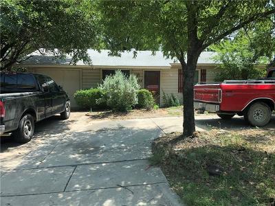 Haltom City Single Family Home For Sale: 3524 N Beech Street