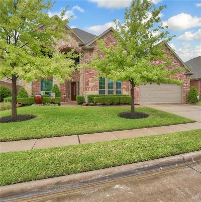 Fort Worth Single Family Home Active Kick Out: 10205 Paintbrush Drive