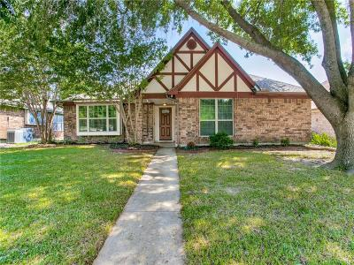 Allen TX Single Family Home For Sale: $229,000