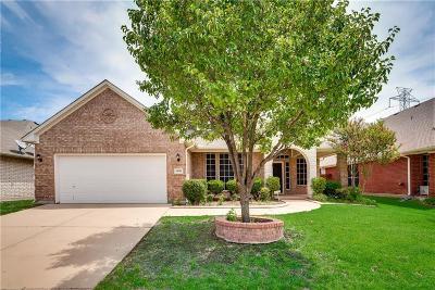 Grand Prairie Single Family Home For Sale: 4684 Sarum Court