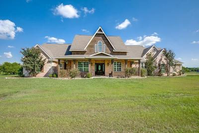 Forney Single Family Home For Sale: 10055 Wild Rose Circle