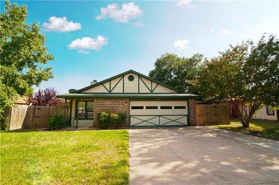 Denton Single Family Home For Sale: 3000 Barnes Drive