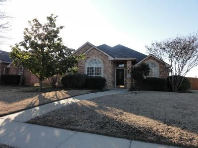 Frisco Residential Lease For Lease: 8221 Kings Ridge Road