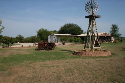 Millsap Farm & Ranch For Sale: 5091 Bennett Road