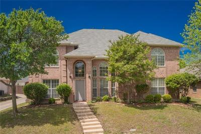 Lewisville Single Family Home For Sale: 2048 Piedmont Drive