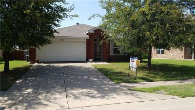 Melissa Single Family Home For Sale: 2012 Dove Crossing