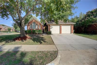 Arlington Single Family Home For Sale: 6601 Tabor Drive
