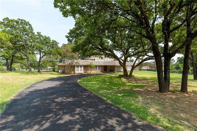Burleson Single Family Home For Sale: 565 Hoover Road