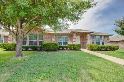 Rowlett Single Family Home For Sale: 7401 Compass Point Drive