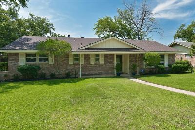 Grand Prairie Single Family Home For Sale: 1301 Capetown Drive