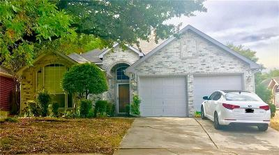Fort Worth Single Family Home For Sale: 7461 Buckskin Court