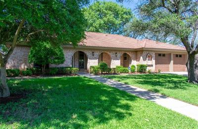 North Richland Hills Single Family Home For Sale: 4709 Shady Lake Drive