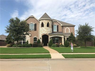 Forney Single Family Home Active Option Contract: 1217 Little Gull Drive