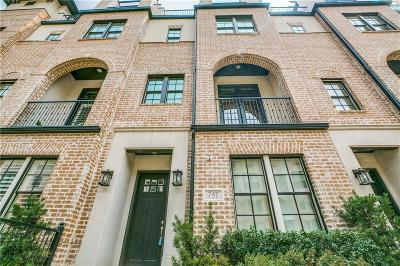 Irving Townhouse For Sale: 747 Will Rice Avenue