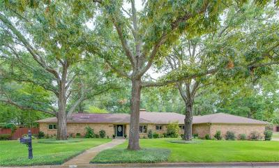Tyler Single Family Home For Sale: 922 Charleston Drive