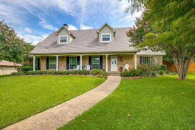 Rockwall Single Family Home For Sale: 1213 S Lakeshore Drive