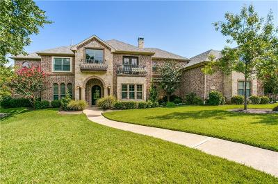 Southlake Single Family Home For Sale: 549 Round Hollow Lane