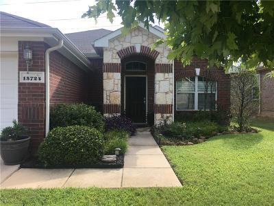 Single Family Home For Sale: 15724 Wheelhorse Trail