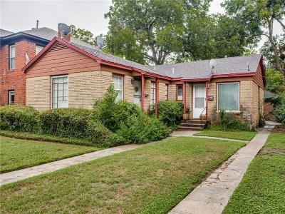 Dallas Multi Family Home For Sale: 5924 Vickery Boulevard