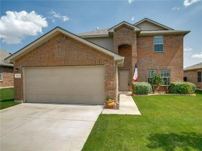 Rhome TX Single Family Home For Sale: $219,900