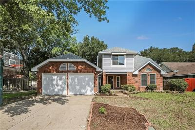 Euless Single Family Home For Sale: 2211 McDowell Drive