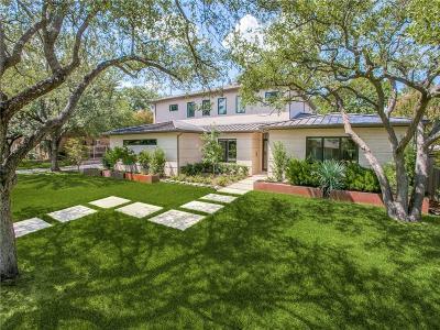 Dallas Single Family Home For Sale: 4627 Alta Vista Lane