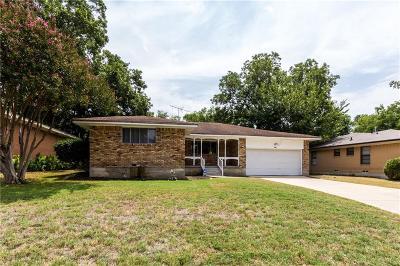 Dallas Single Family Home For Sale: 306 Woodlark Trail