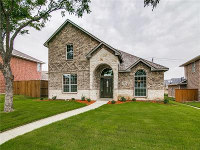 Rowlett Single Family Home For Sale: 9401 Barton Creek Drive