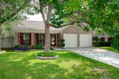 Flower Mound Single Family Home Active Contingent: 1544 Superior Place