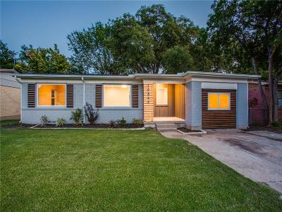 Dallas Single Family Home For Sale: 10846 Sharondale Drive
