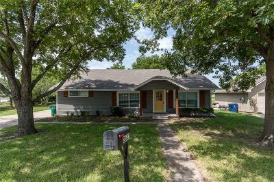 Caddo Mills Single Family Home For Sale: 2603 Horne Circle