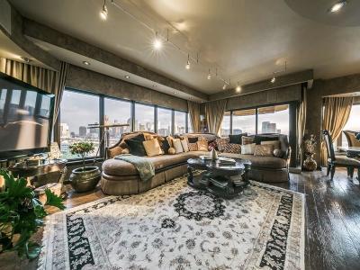 Dallas Condo For Sale: 3030 McKinney Avenue #1205/6